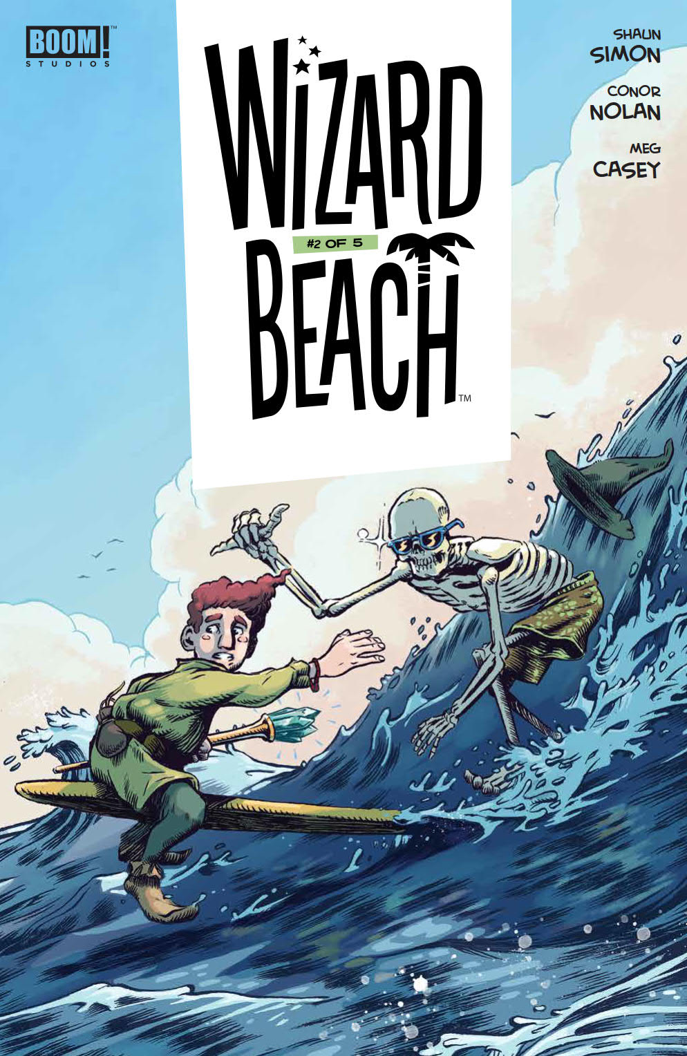WIZARD BEACH #2 (OF 5)