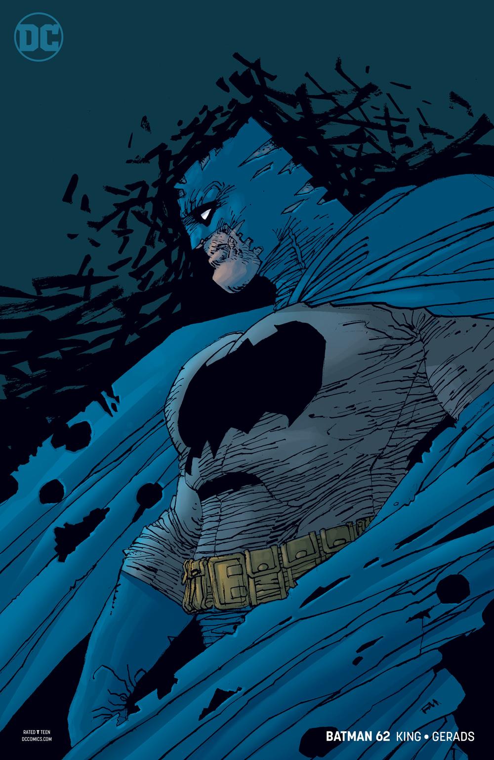 BATMAN #62 VAR ED