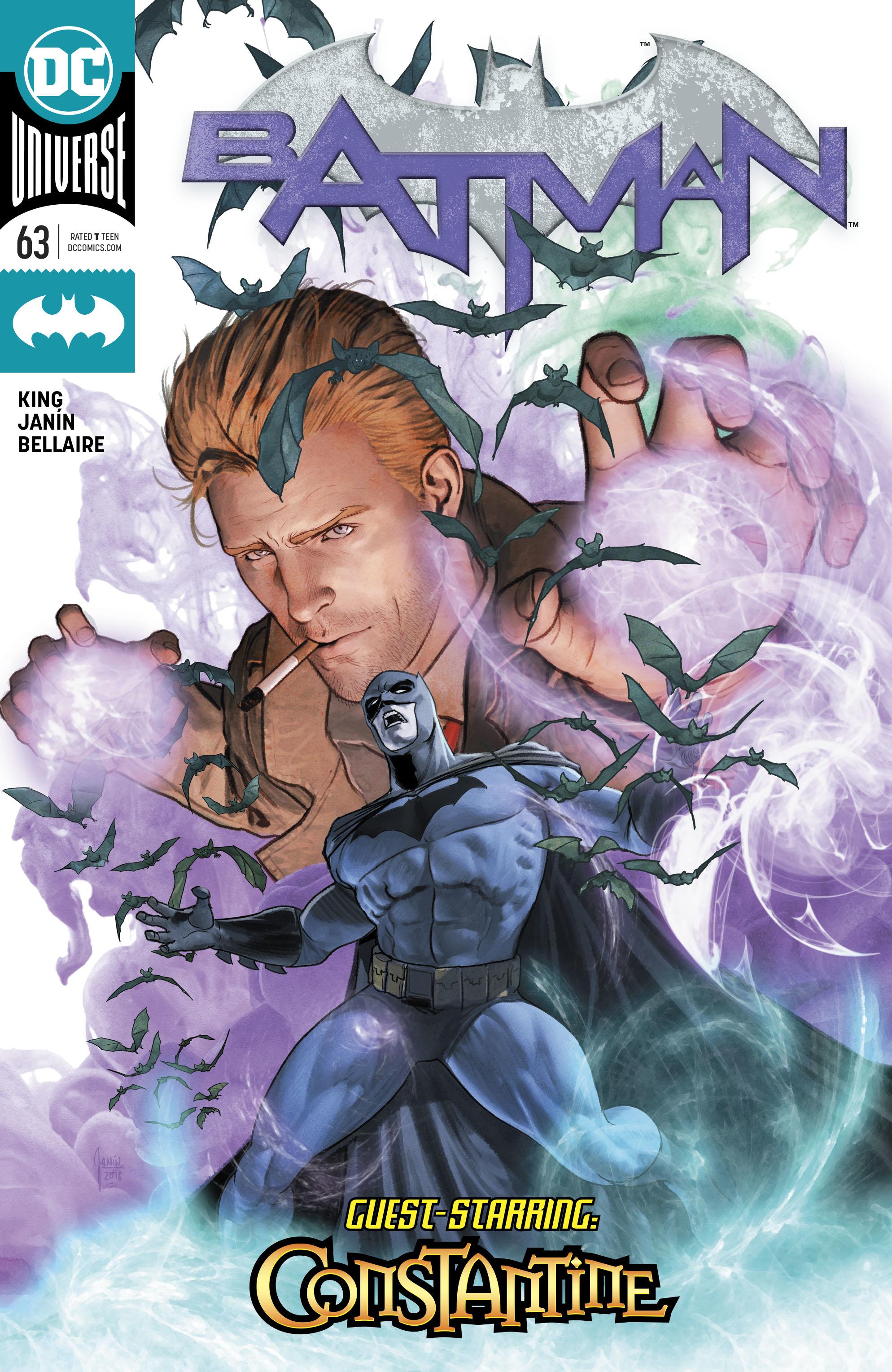 BATMAN #63
