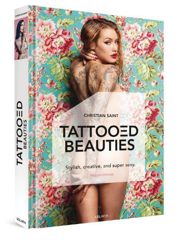 TATTOOED BEAUTIES ENGLISH ED HC (MR)