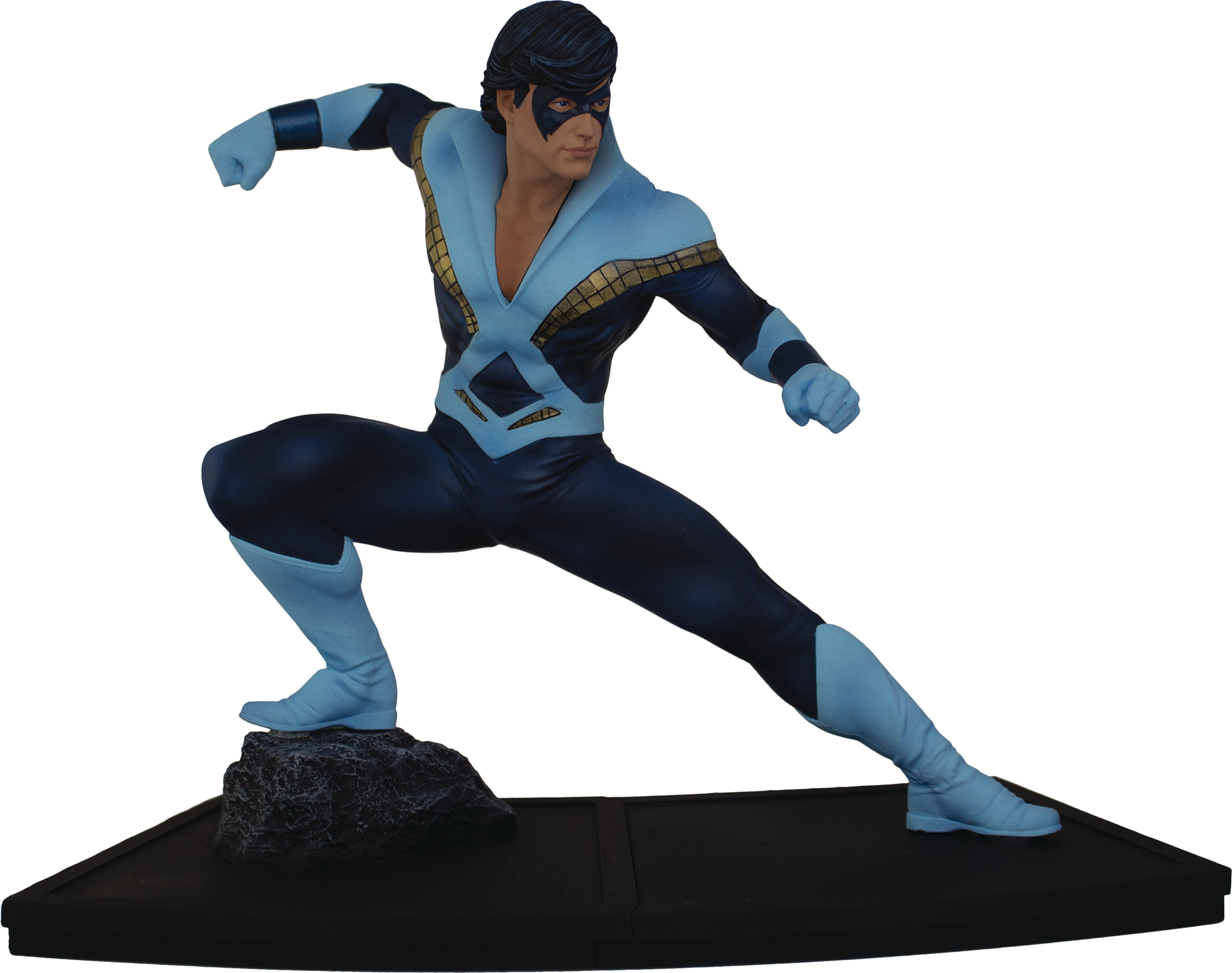 DC HEROES TEEN TITANS NIGHTWING 1/9 SCALE POLYSTONE STATUE (