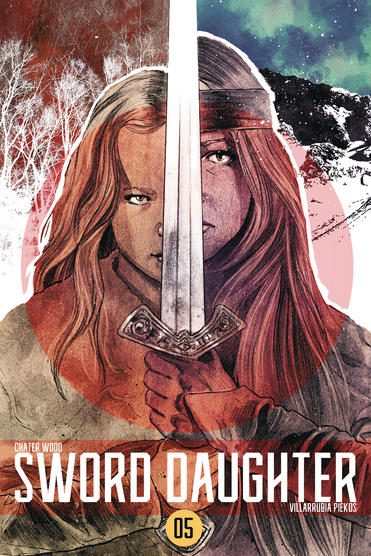 SWORD DAUGHTER #5 CVR B CHATER