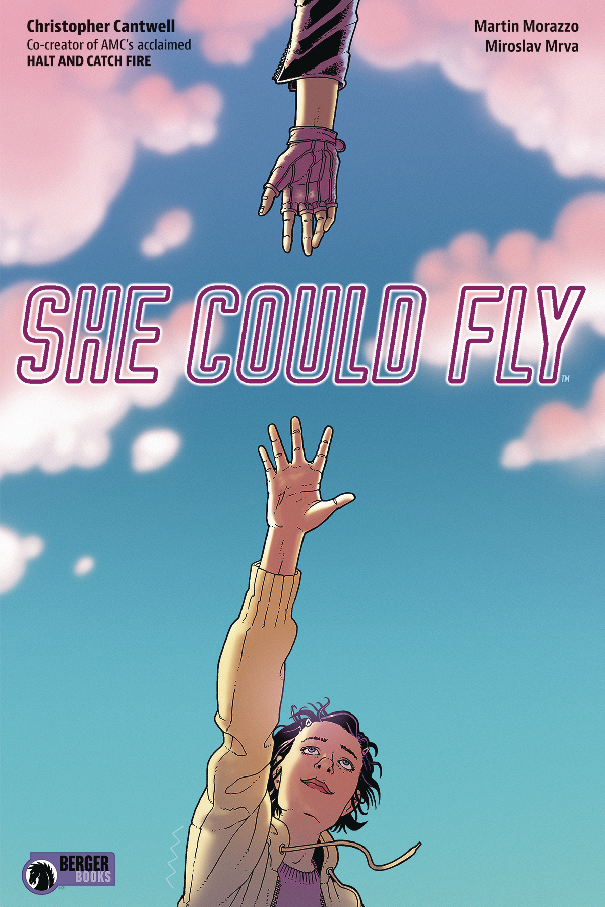 SHE COULD FLY TP (NOV180262) (MR)