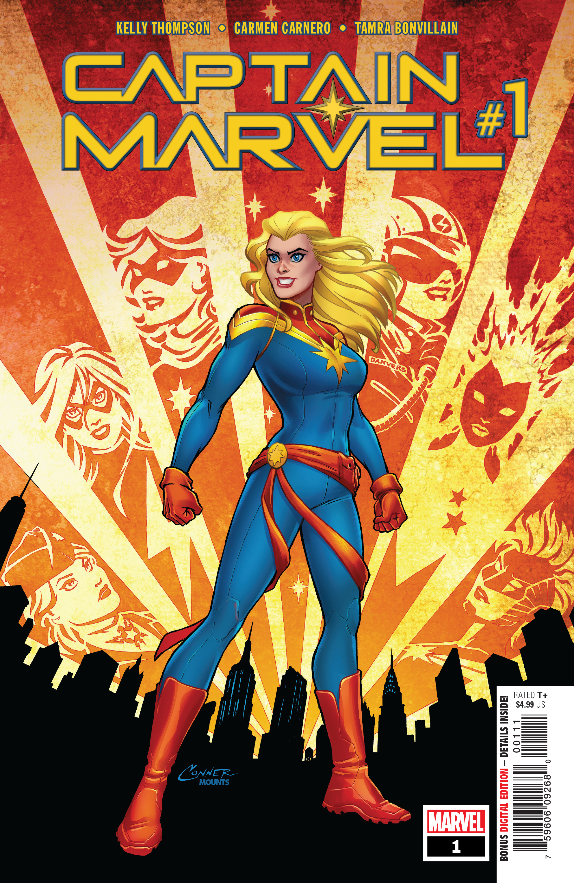 Nov180783 Captain Marvel 1 Previews World