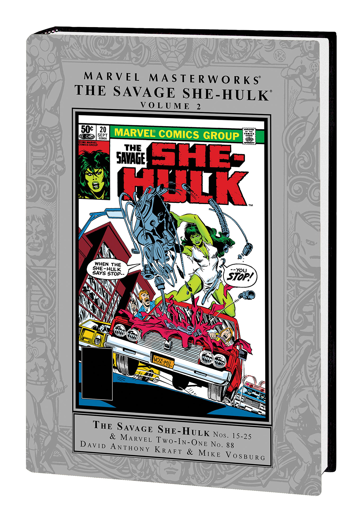 MMW SAVAGE SHE-HULK HC VOL 02
