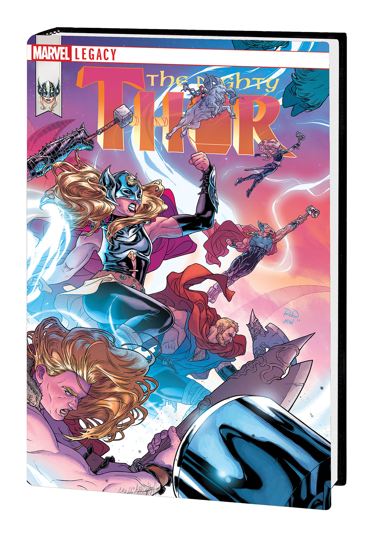 THOR BY JASON AARON & RUSSELL DAUTERMAN HC VOL 03