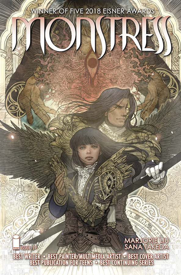 MONSTRESS #19 (O/A) (MR)