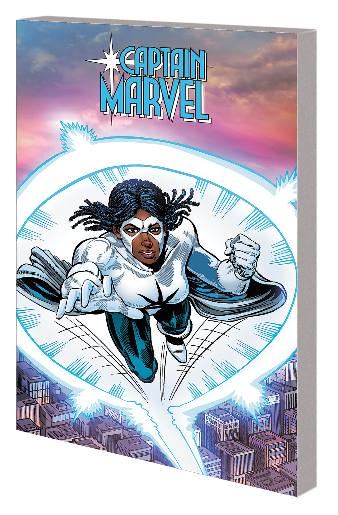 CAPTAIN MARVEL TP MONICA RAMBEAU DM