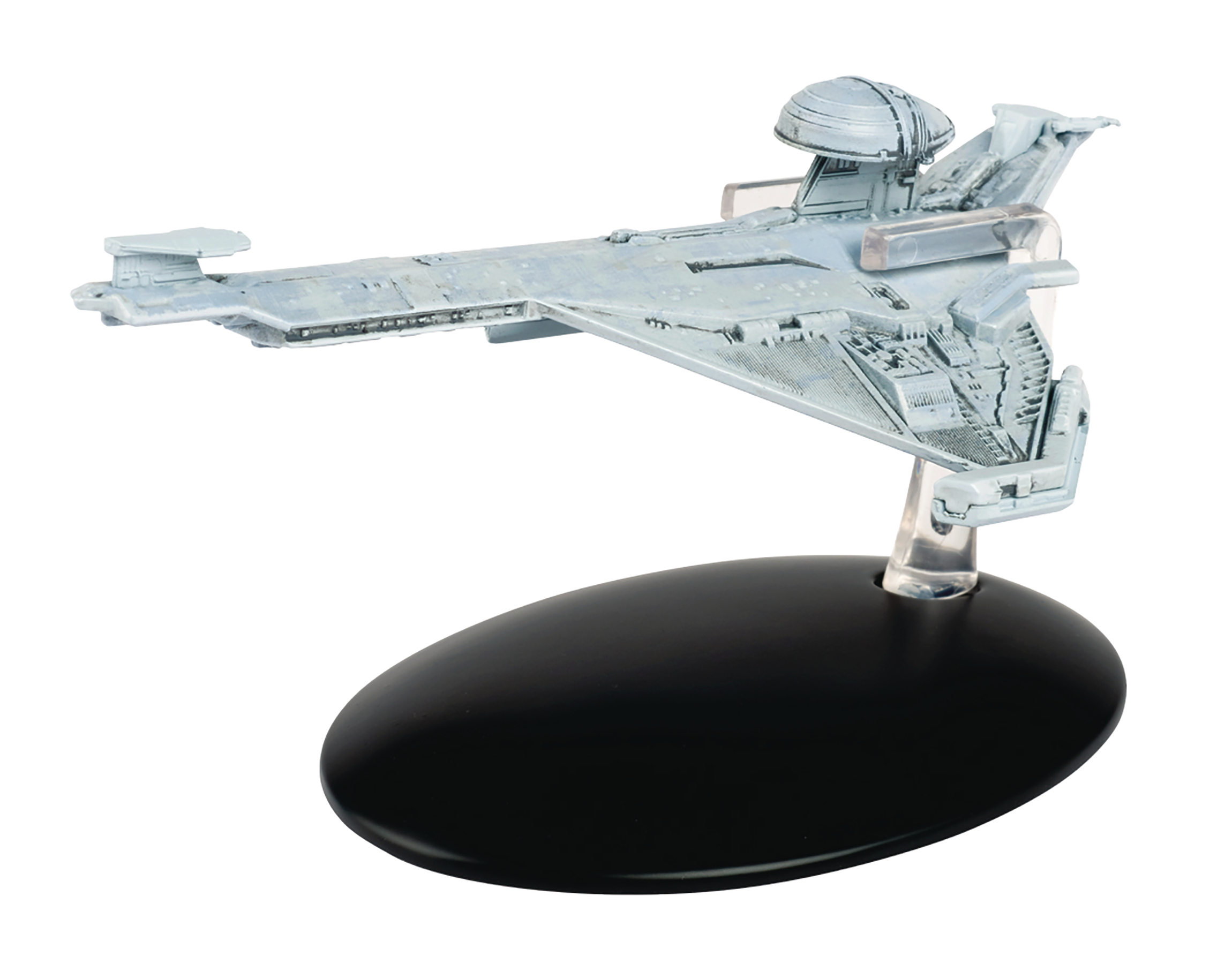 STAR TREK STARSHIPS FIG MAG #142 PROMELLIAN BATTLE CRUISER (