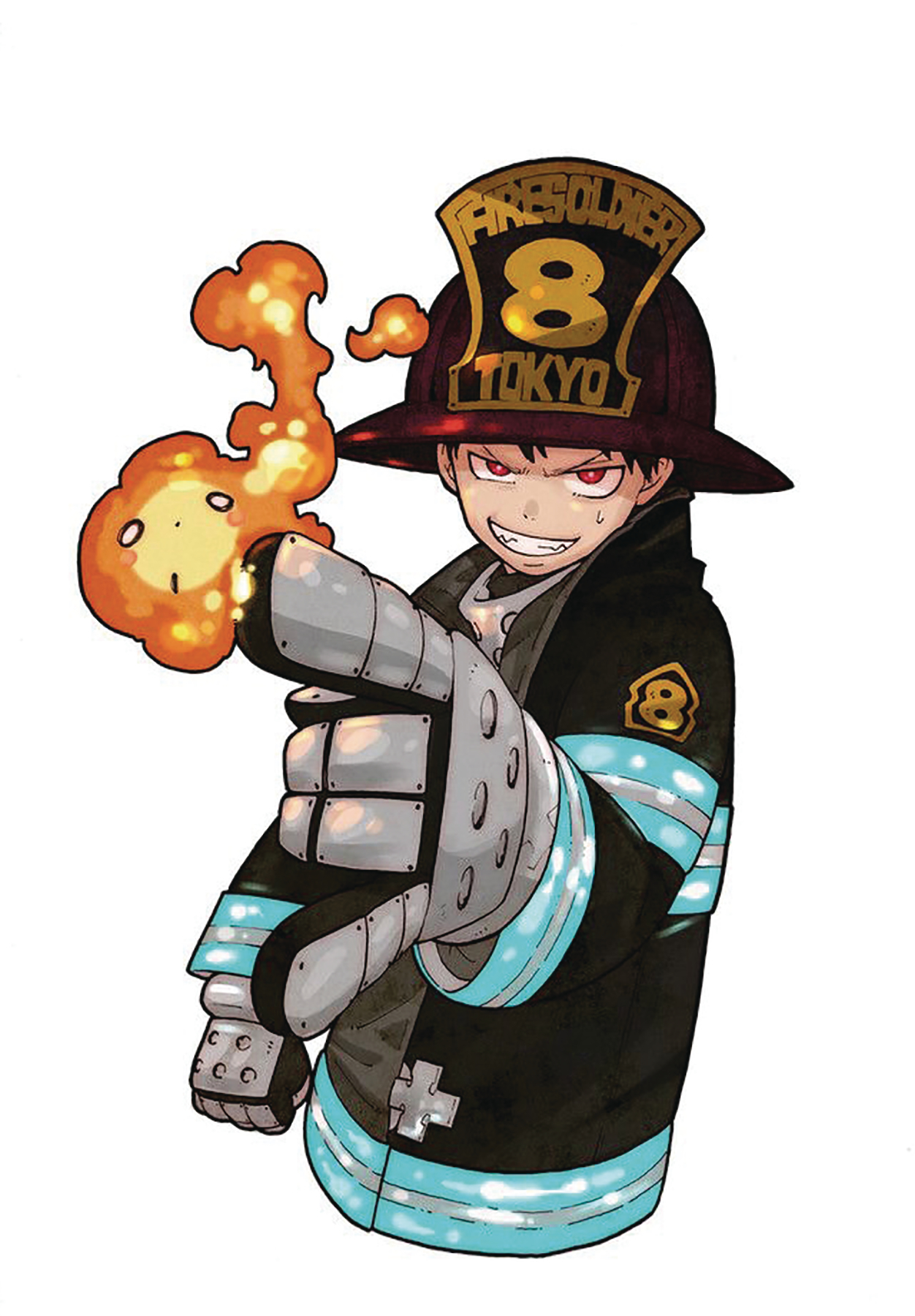 FIRE FORCE GN VOL 14