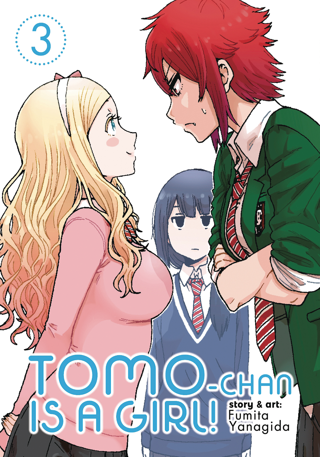 TOMO CHAN IS A GIRL GN VOL 03