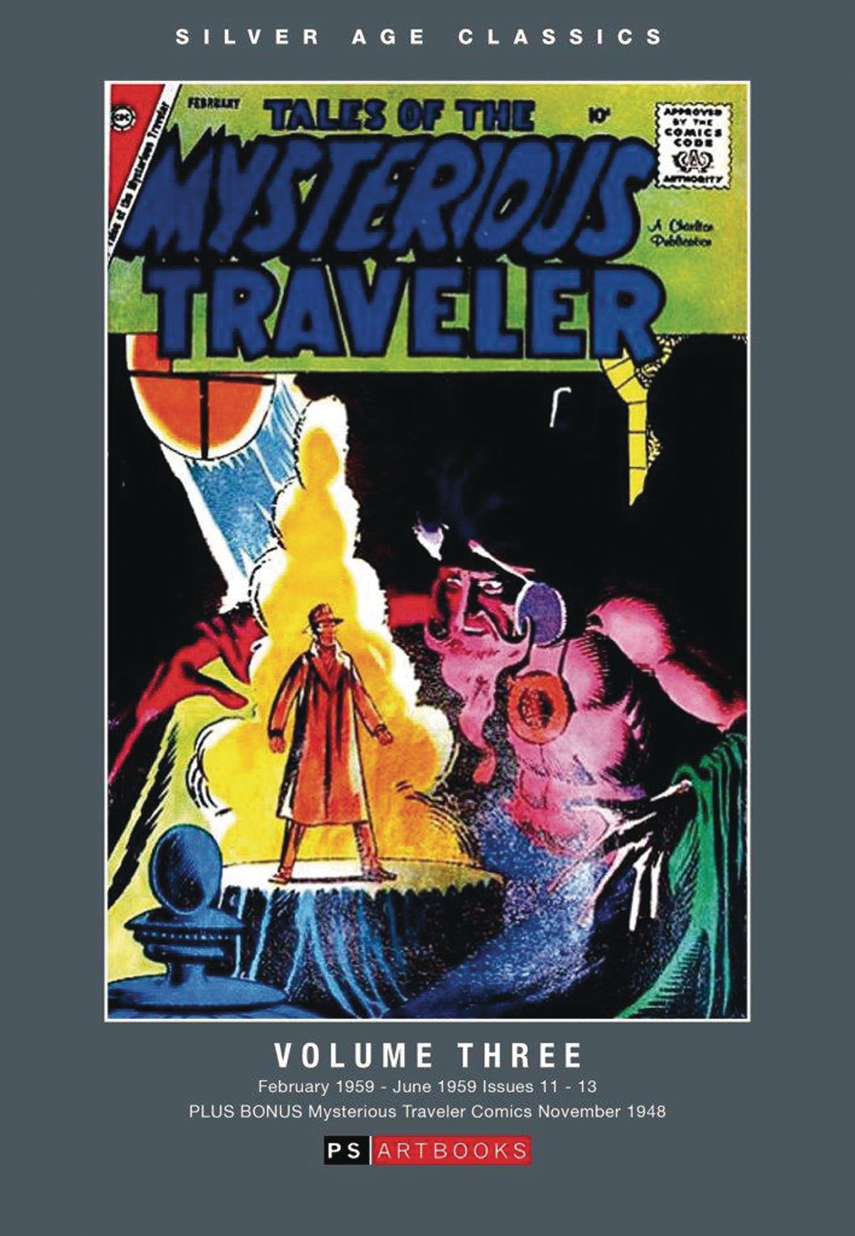 SILVER AGE CLASSICS TALES OF MYSTERIOUS TRAVELER HC VOL 03 (