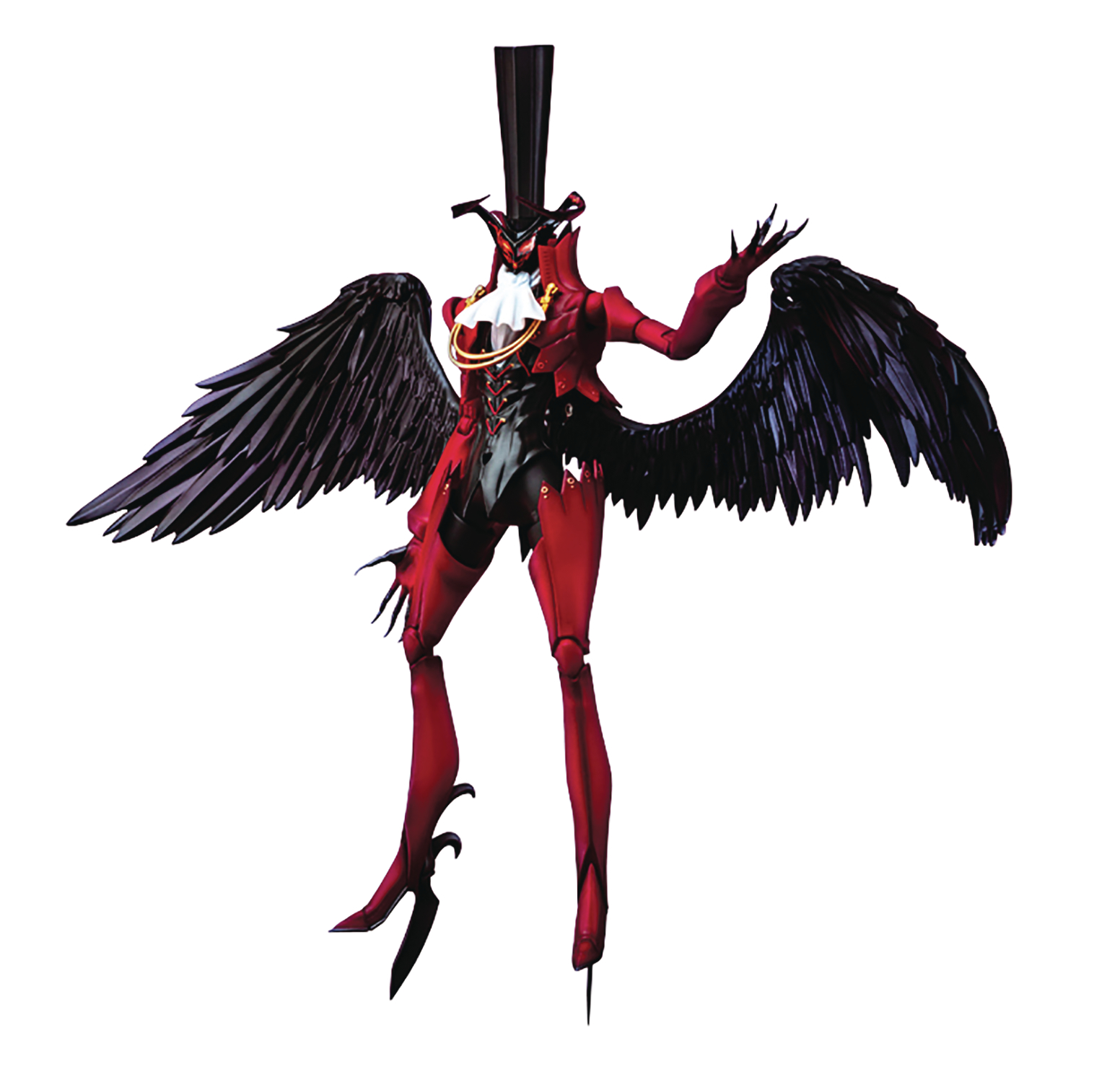 PERSONA 5 ARSENE ACKS PLASTIC MODEL KIT