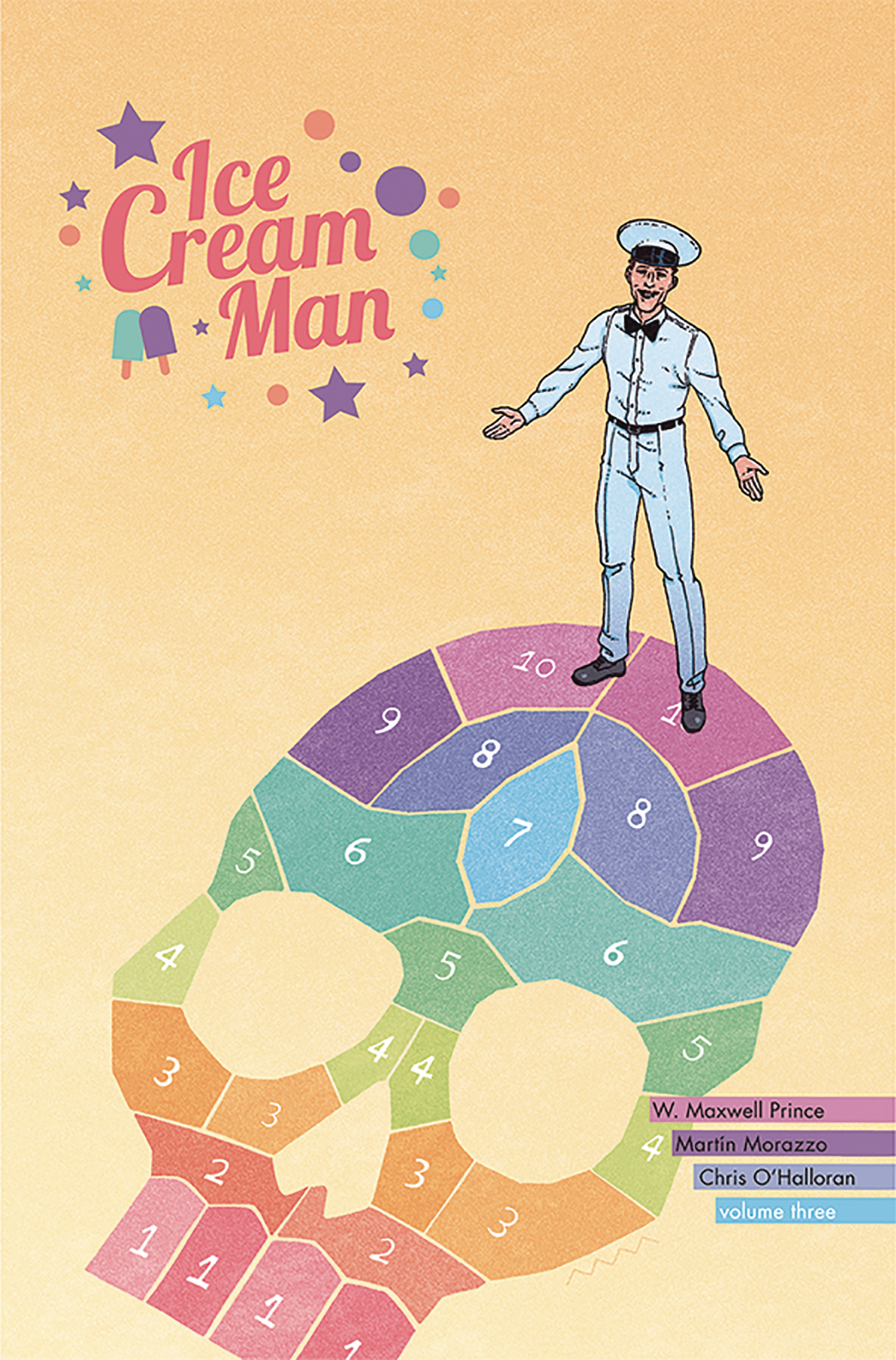 ICE CREAM MAN TP VOL 03 HOPSCOTCH MELANGE (APR190070) (MR)
