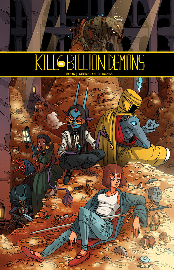 KILL 6 BILLION DEMONS TP VOL 03 (MR)