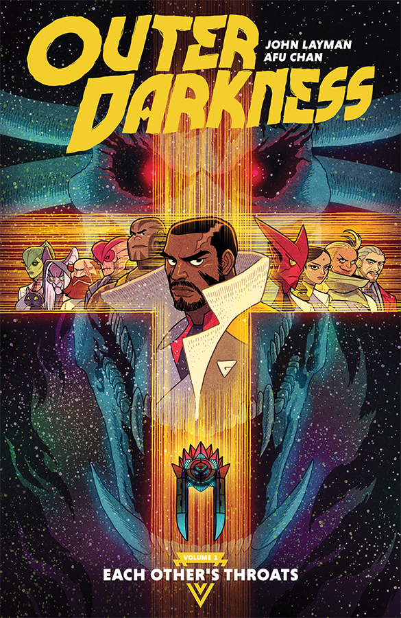 OUTER DARKNESS TP VOL 01 (MAR190097) (MR)