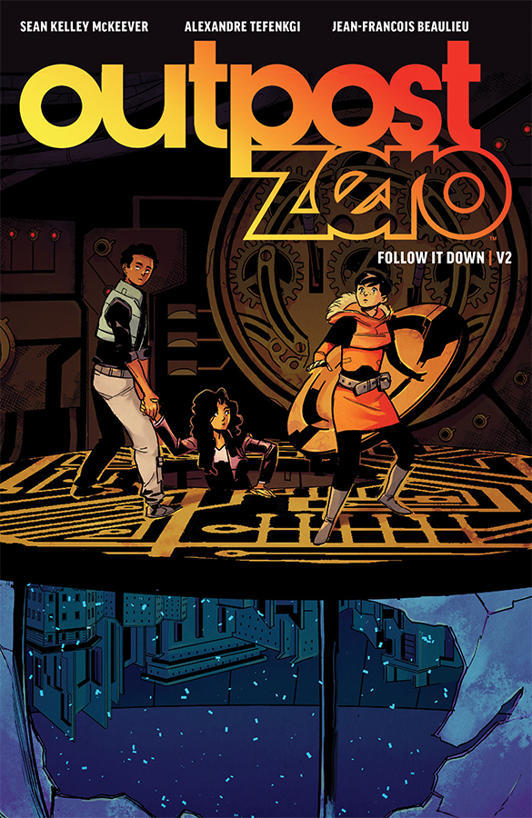 OUTPOST ZERO TP VOL 02 (MAR190112)