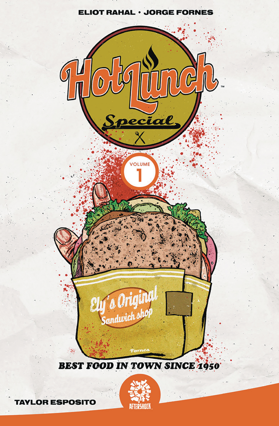 HOT LUNCH SPECIAL TP VOL 01