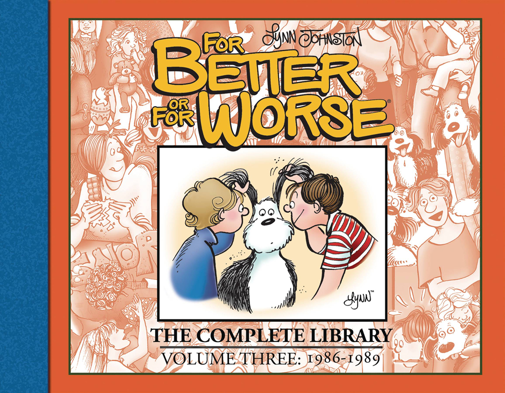 FOR BETTER OR FOR WORSE COMP LIBRARY HC VOL 03