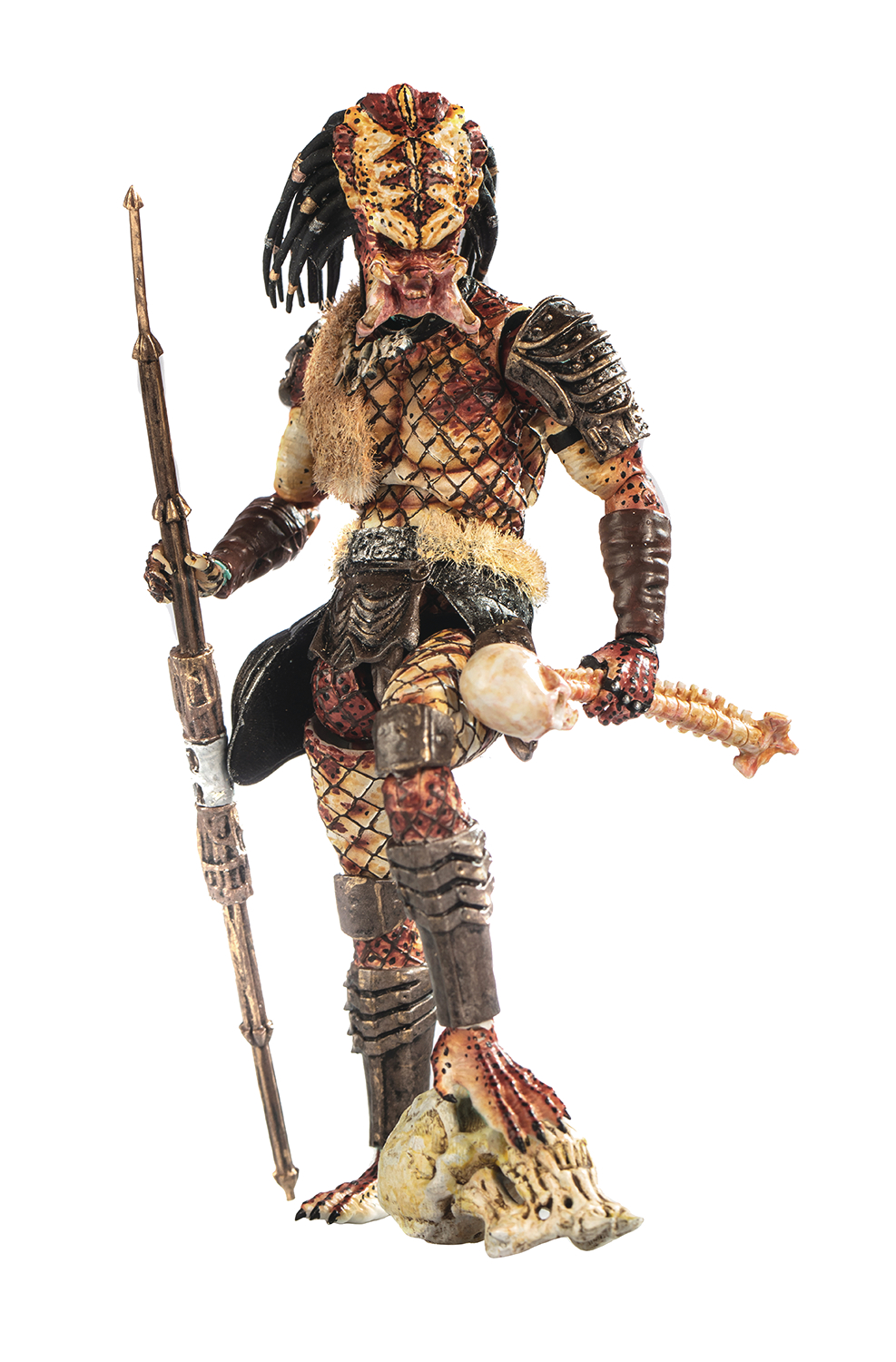 PREDATOR 2 SHADOW-SNAKE PREDATOR PX 1/18 SCALE FIG (AUG18925