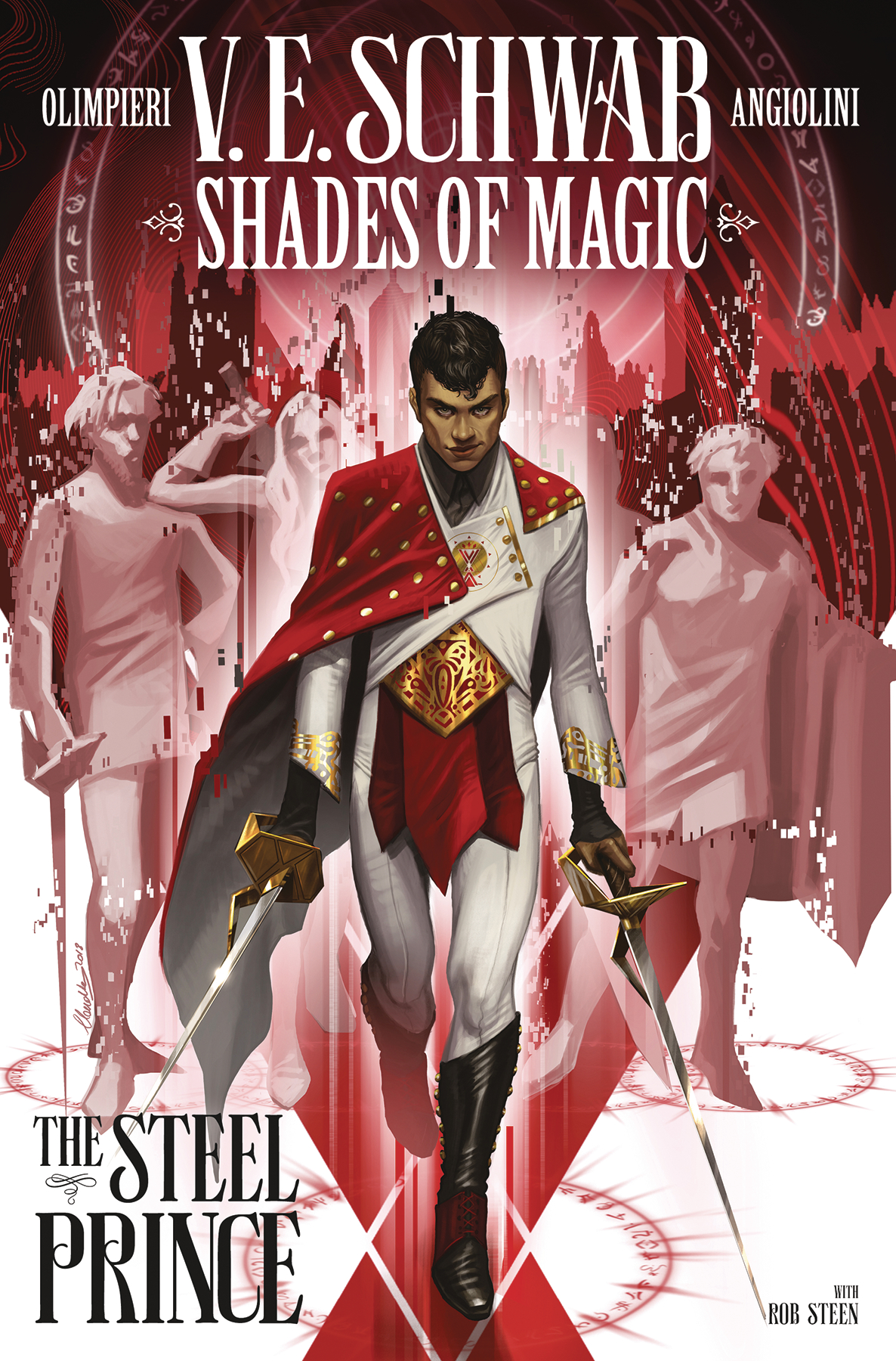 SHADES OF MAGIC TP VOL 01 STEEL PRINCE