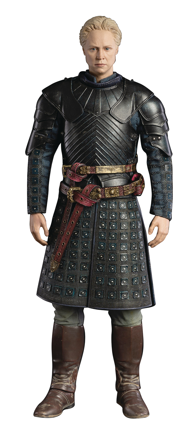 GAME OF THRONES BRIENNE OF TARTH 1/6 SCALE FIG