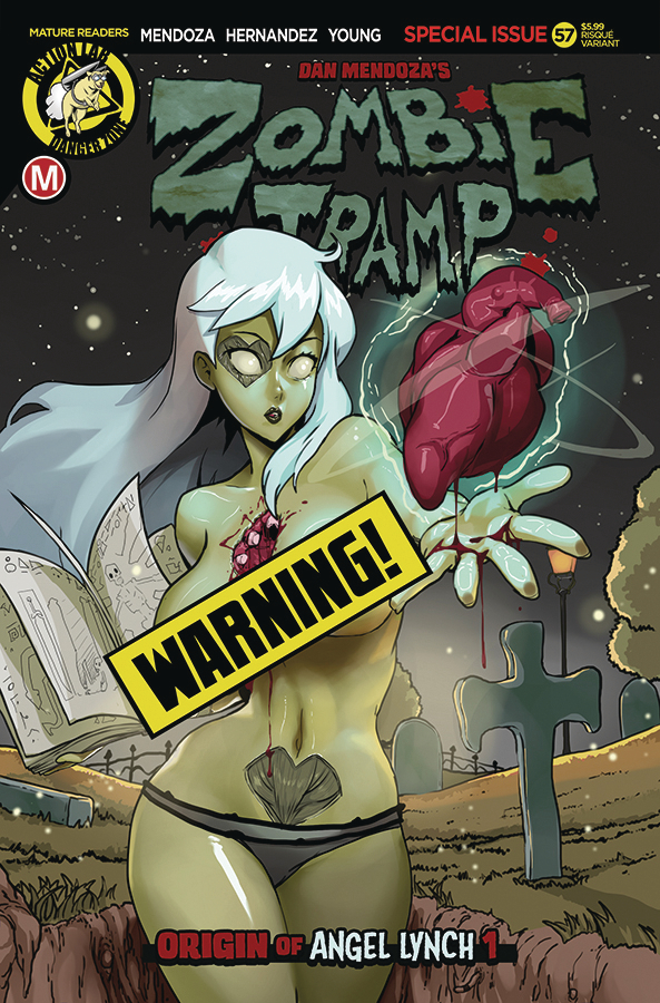 ZOMBIE TRAMP ONGOING #57 CVR B TMCHU RISQUE (MR)