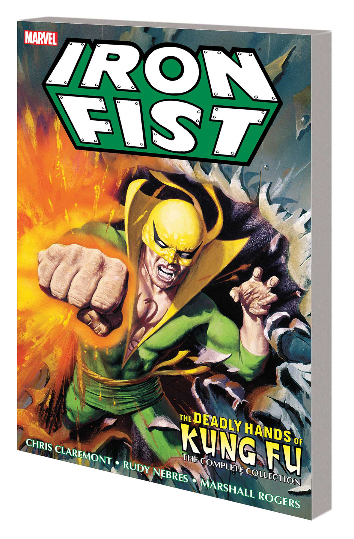 IRON FIST DEADLY HANDS KUNG FU TP COMPLETE COLLECTION (MR)