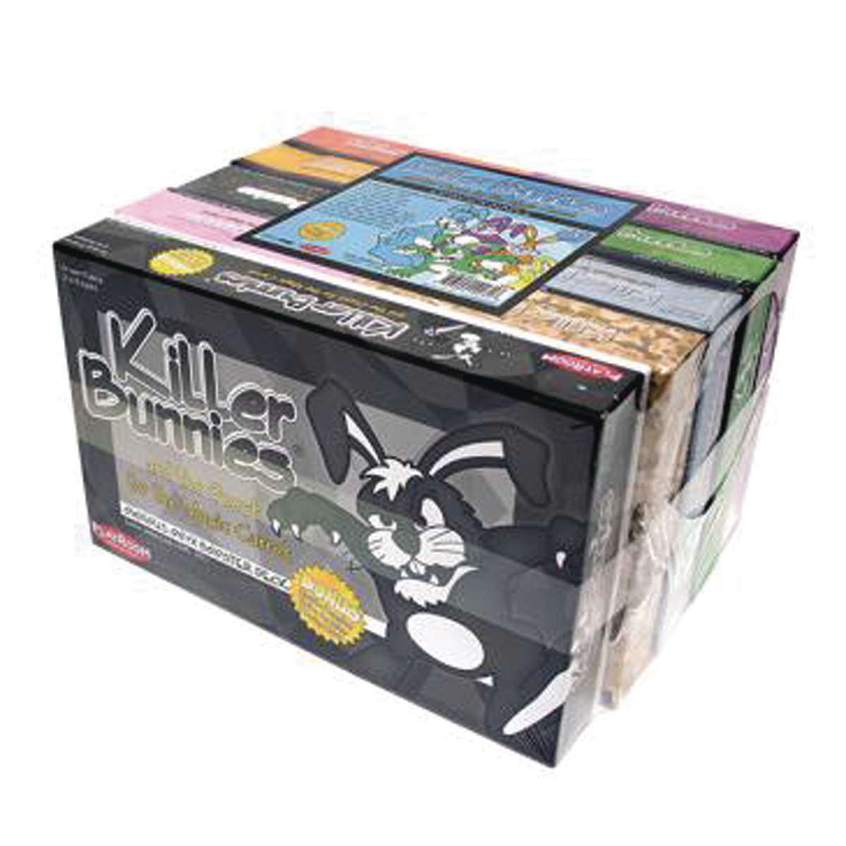 KILLER BUNNIES QUEST EXP BUNDLE