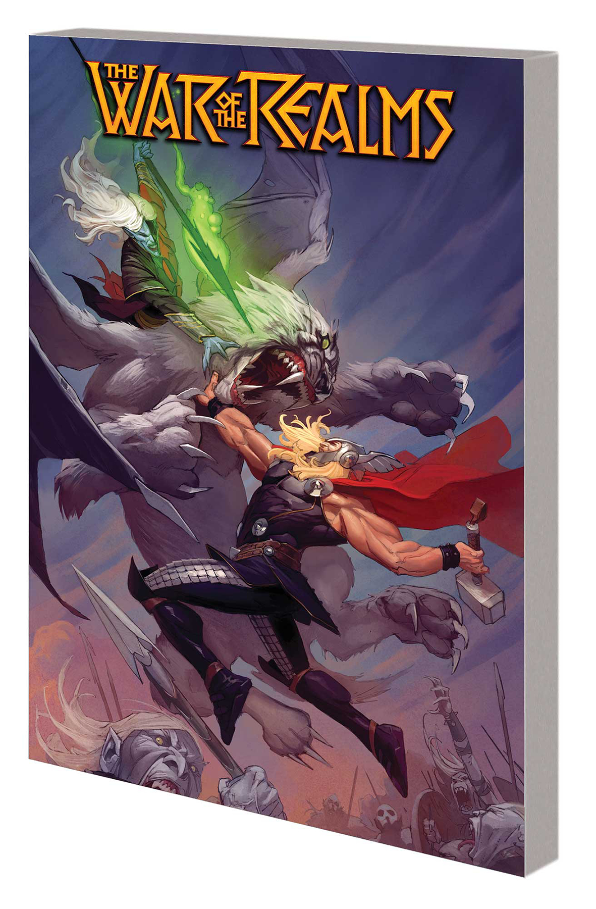 WAR OF REALMS PRELUDE TP
