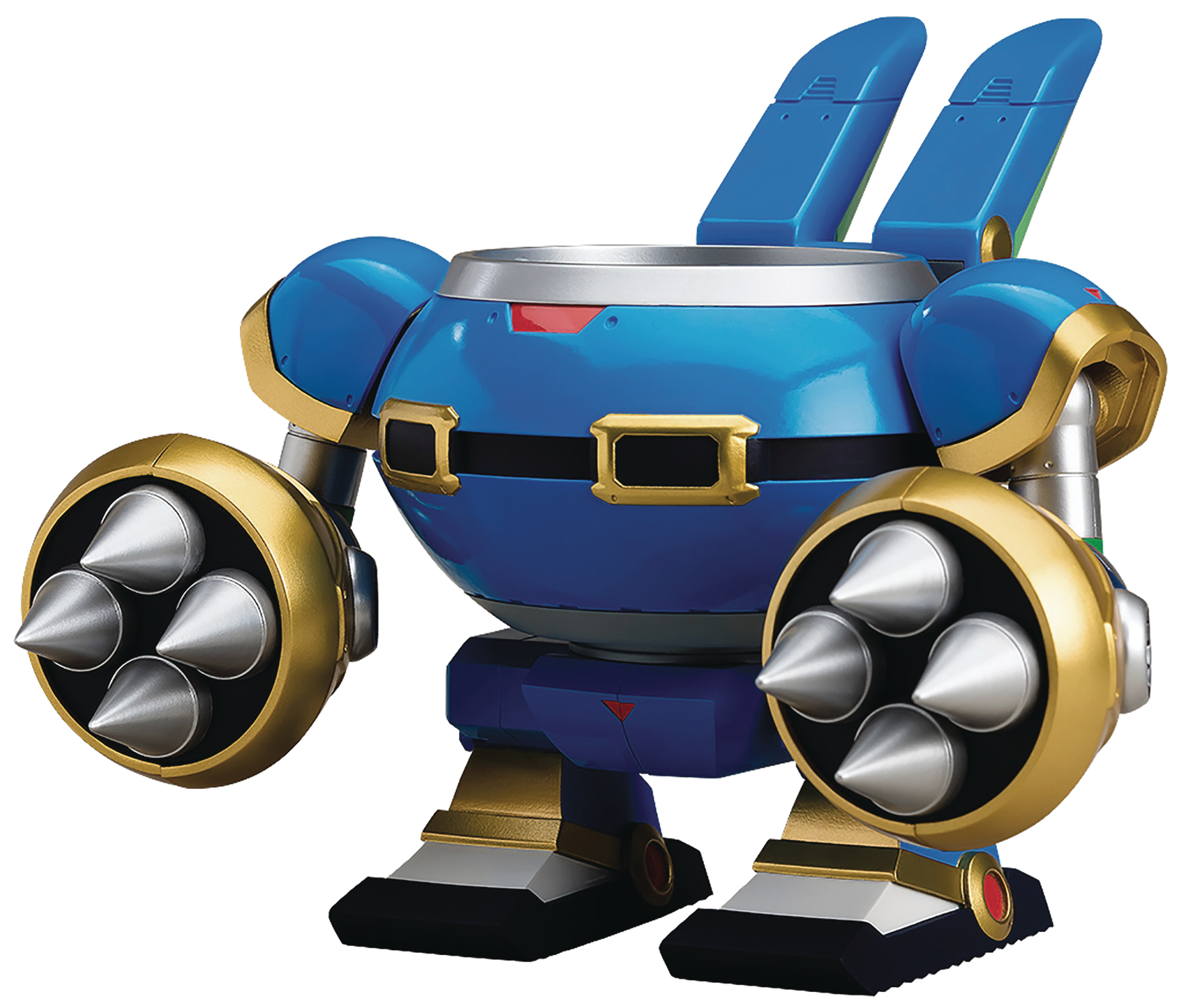 MEGA MAN X RABBIT RIDE NENDOROID MORE ARMOR