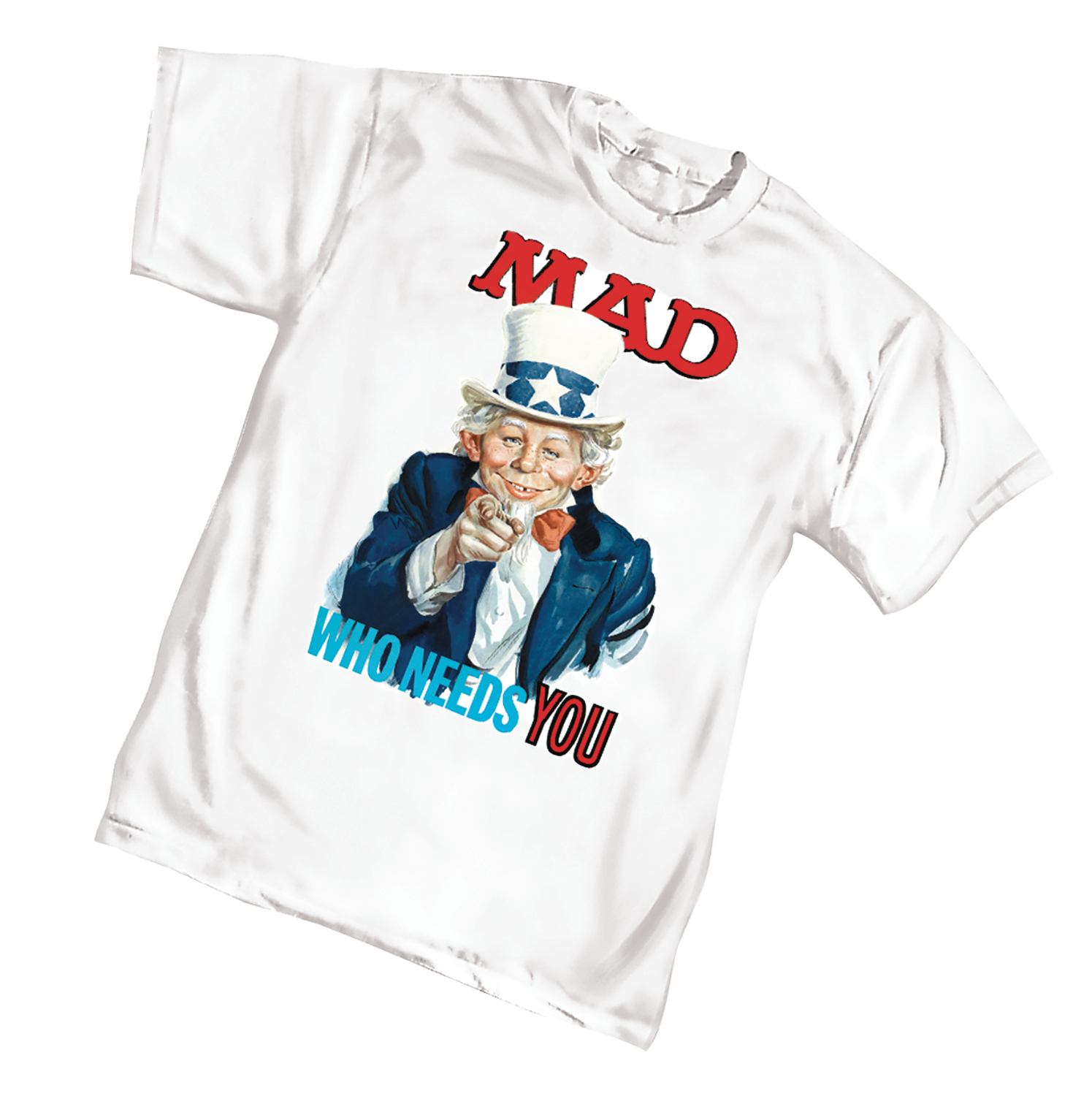 MAD NEEDS YOU T/S XL