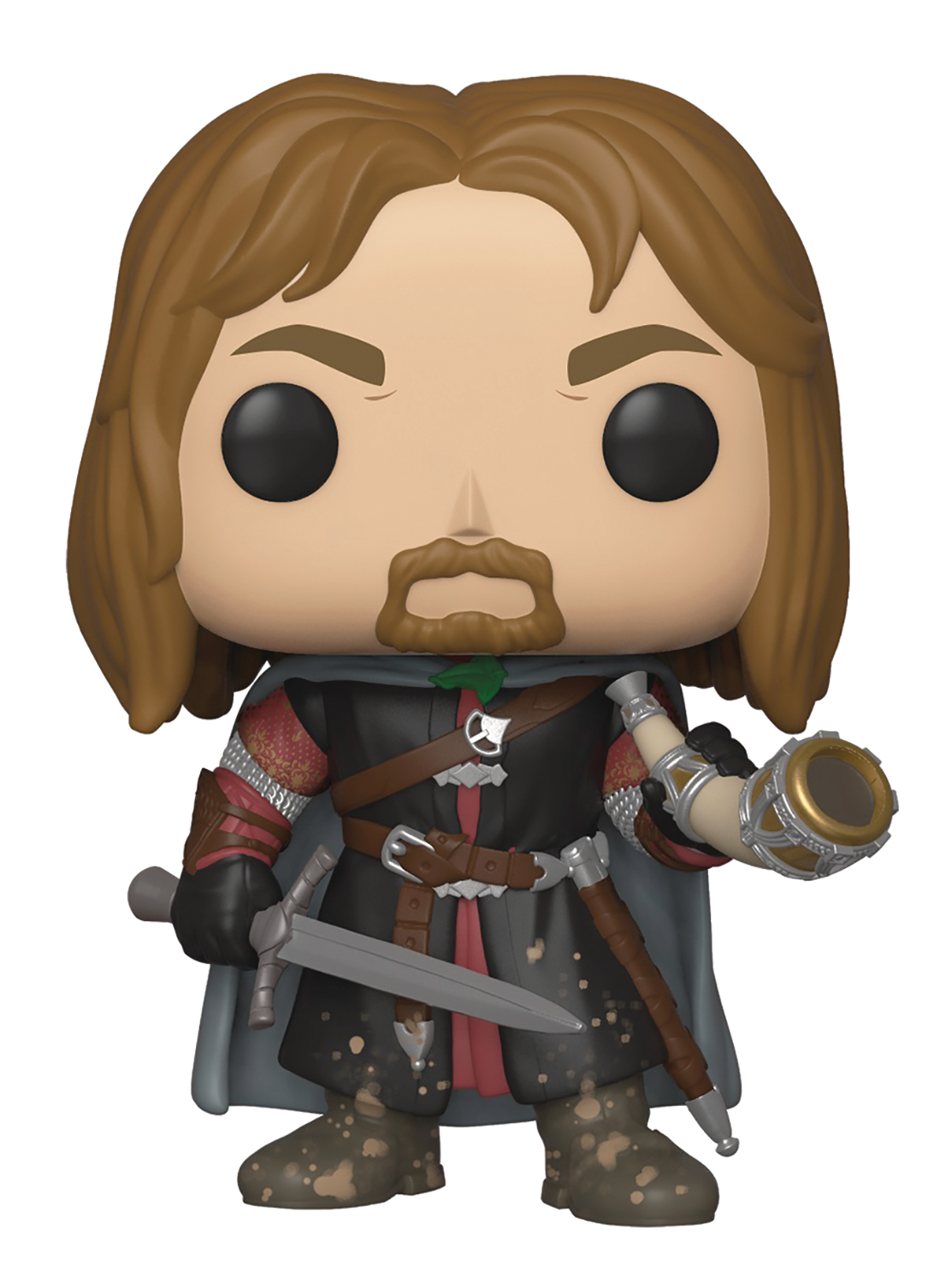 POP MOVIES LORD OF THE RINGS S4 BOROMIR VINYL FIG