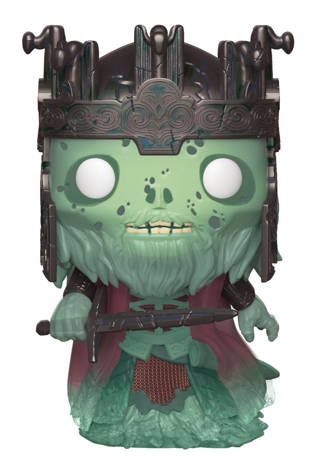 POP MOVIES LORD OF THE RINGS S4 DUNHARROW KING VIN FIG