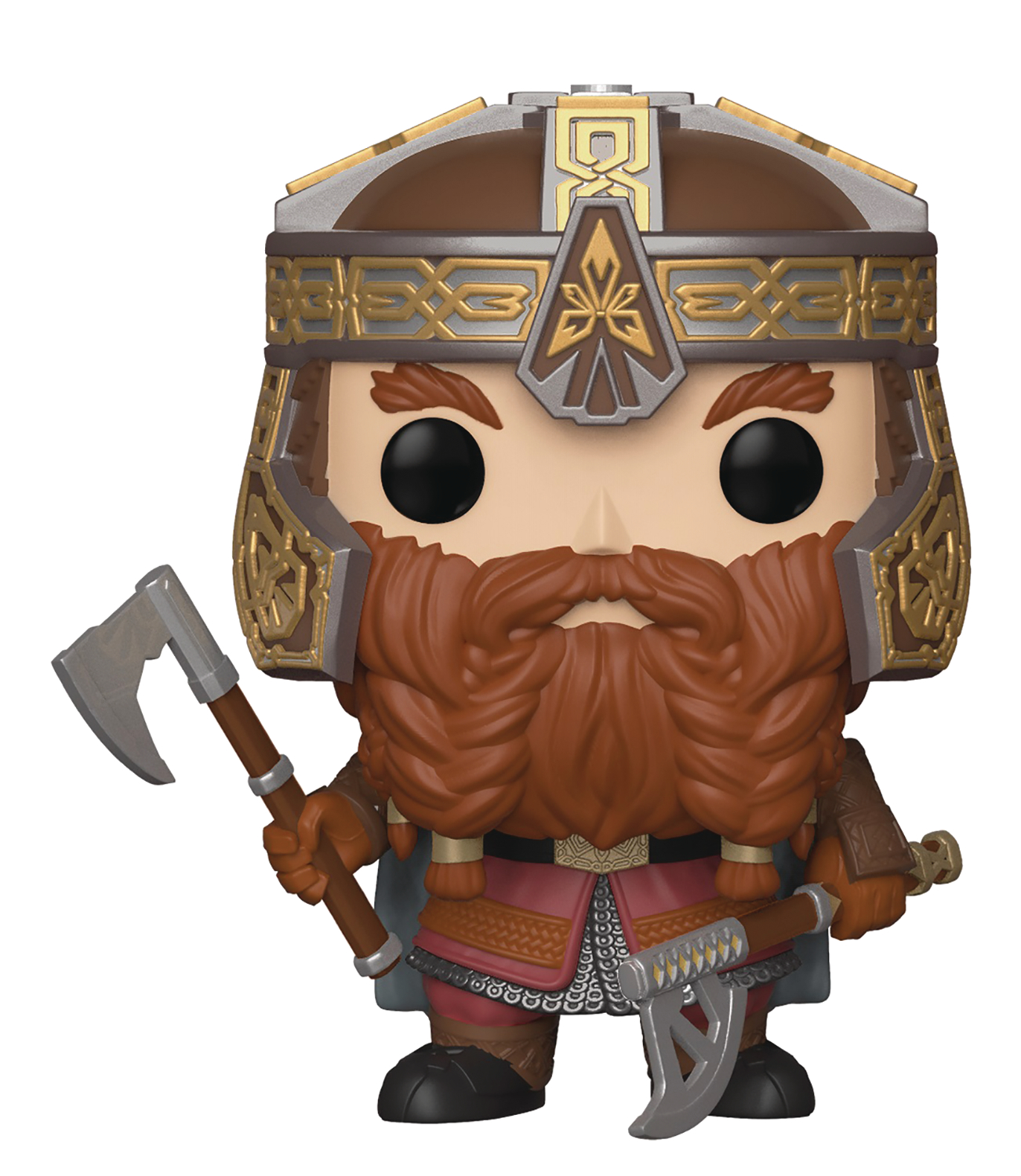 POP MOVIES LORD OF THE RINGS S4 GIMLI VINYL FIGURE