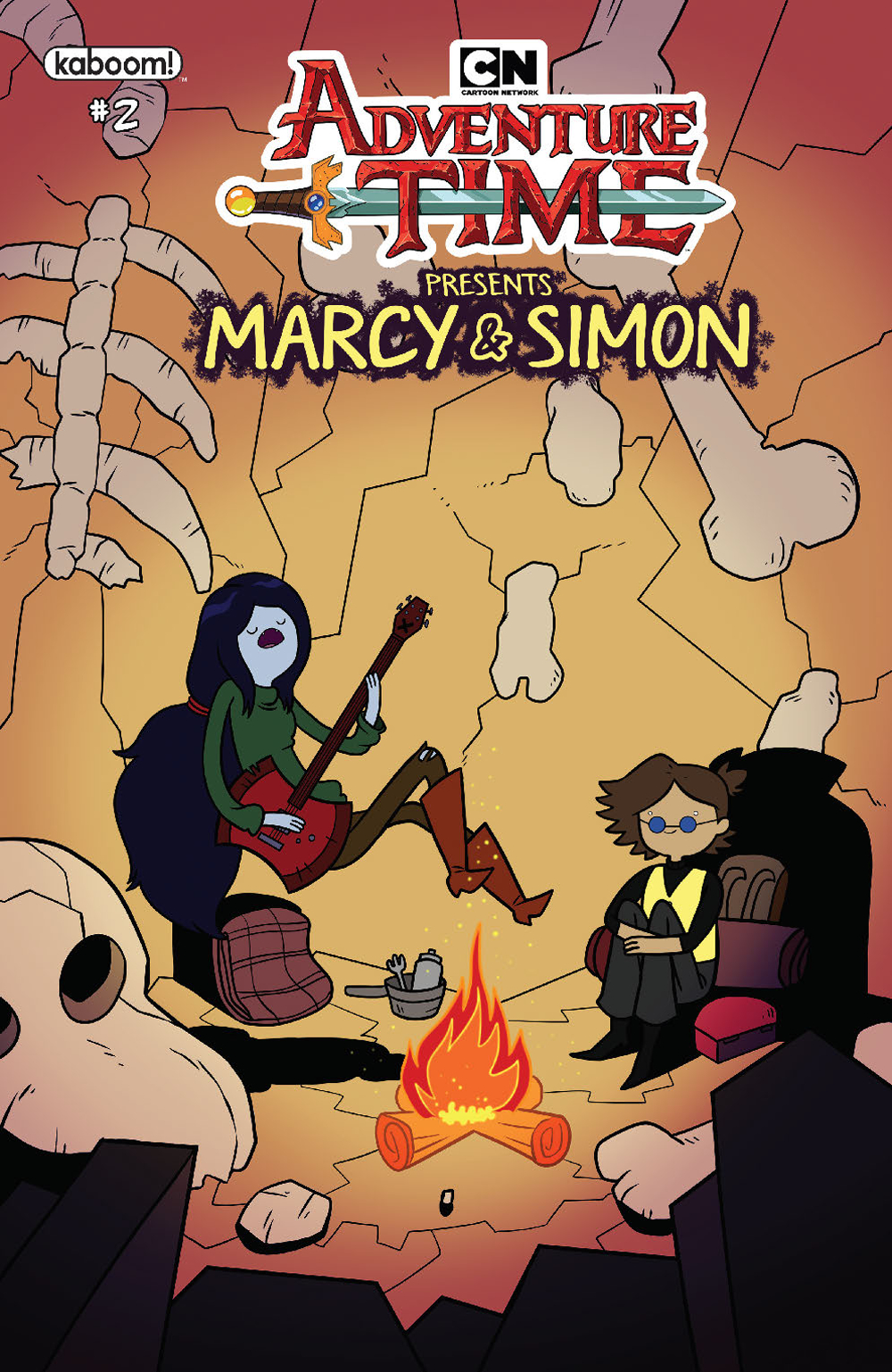 ADVENTURE TIME MARCY & SIMON #2 (OF 6) MAIN