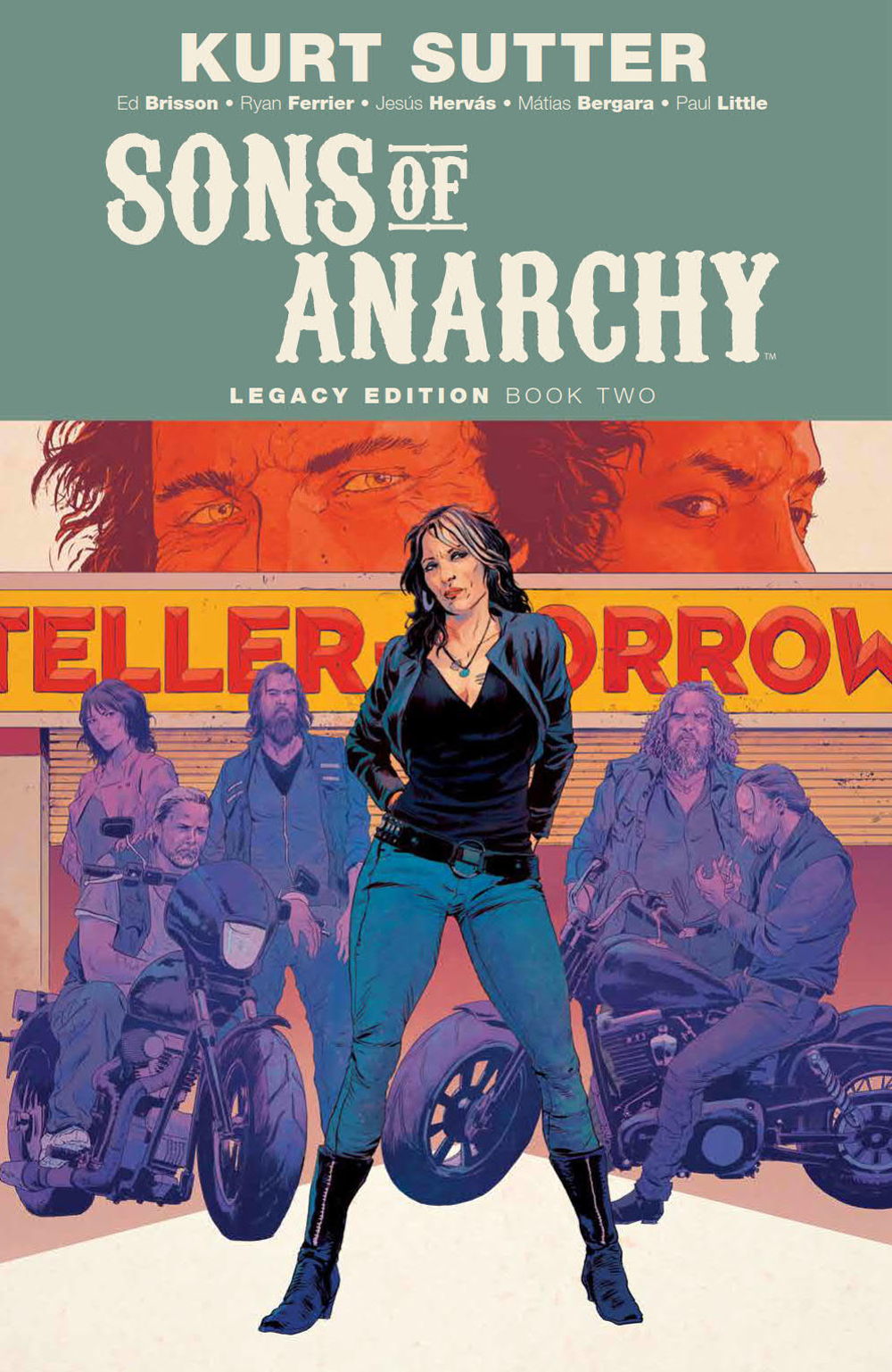 SONS OF ANARCHY LEGACY ED TP VOL 02 (MR)