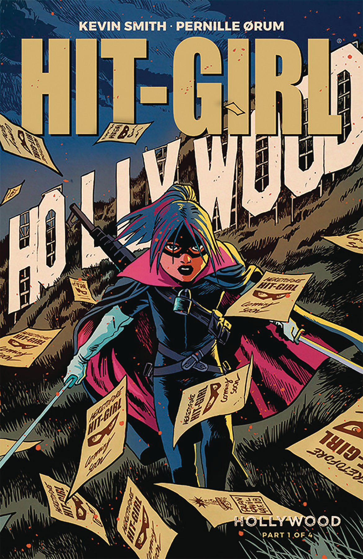 HIT-GIRL SEASON TWO #1 CVR A FRANCAVILLA (MR)