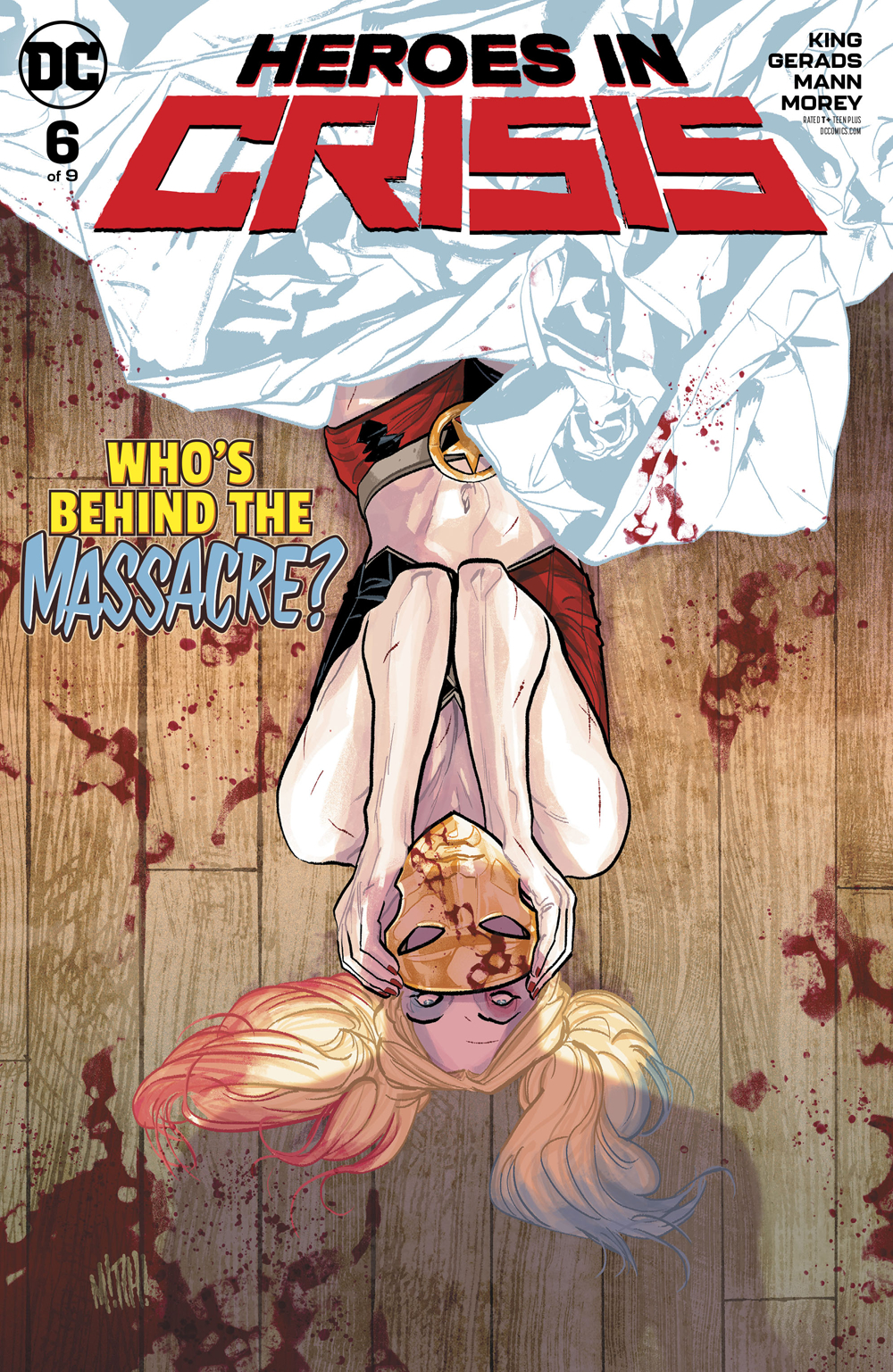 HEROES IN CRISIS #6 (OF 9)