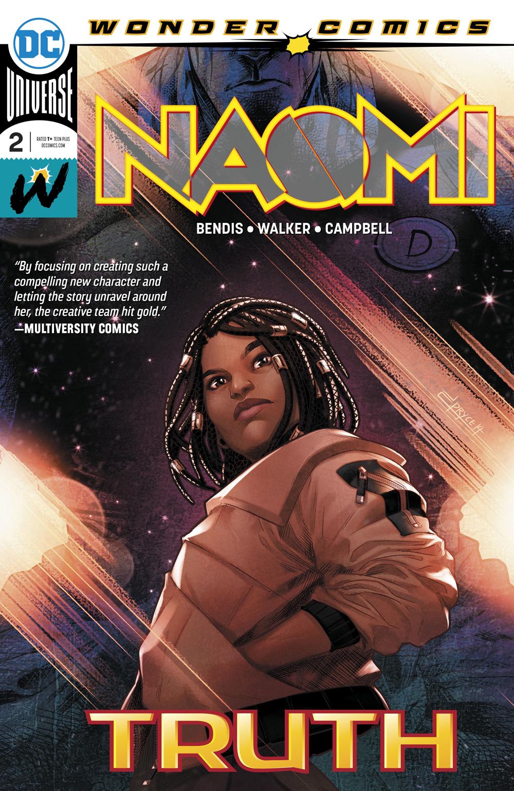 DEC180581 - NAOMI #2 - Previews World