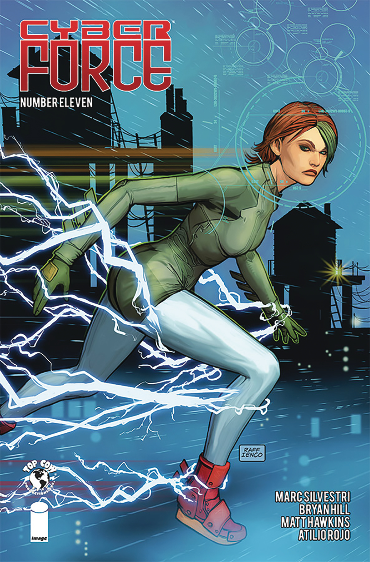 CYBER FORCE #11 (MR)