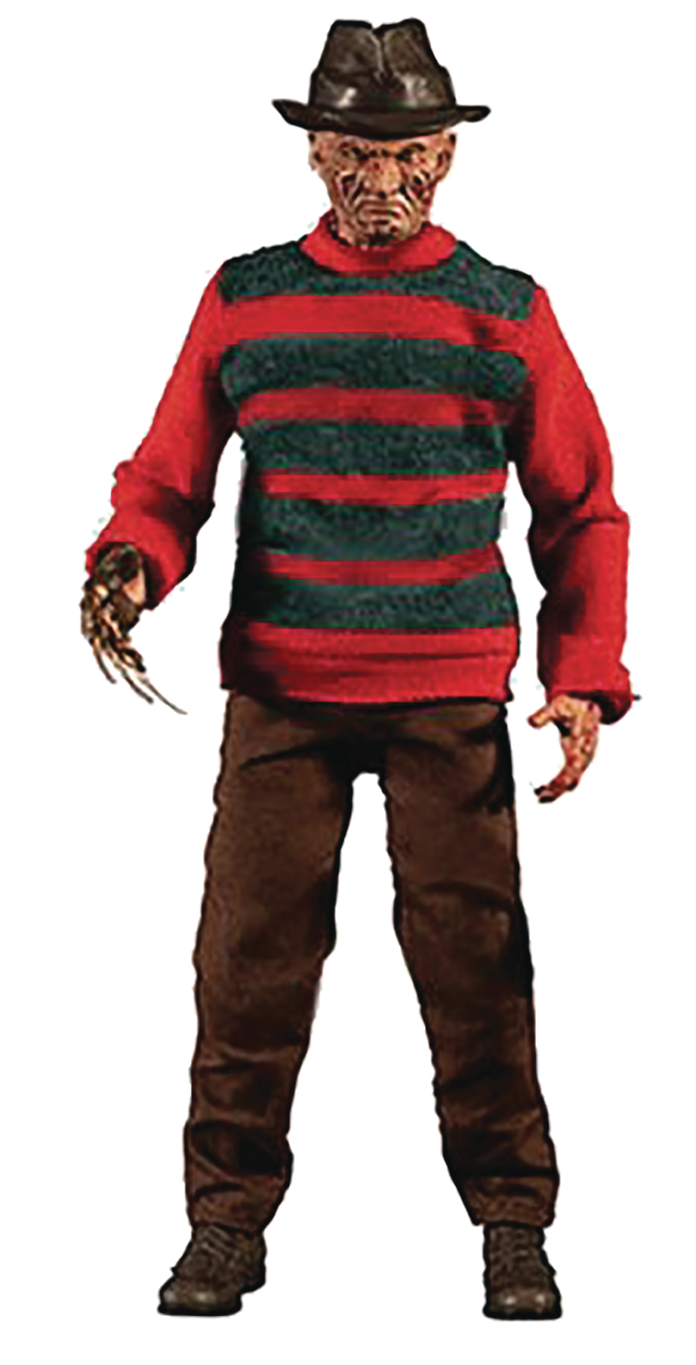 ONE-12 COLLECTIVE NIGHTMARE ON ELM STREET FREDDY KRUEGER AF