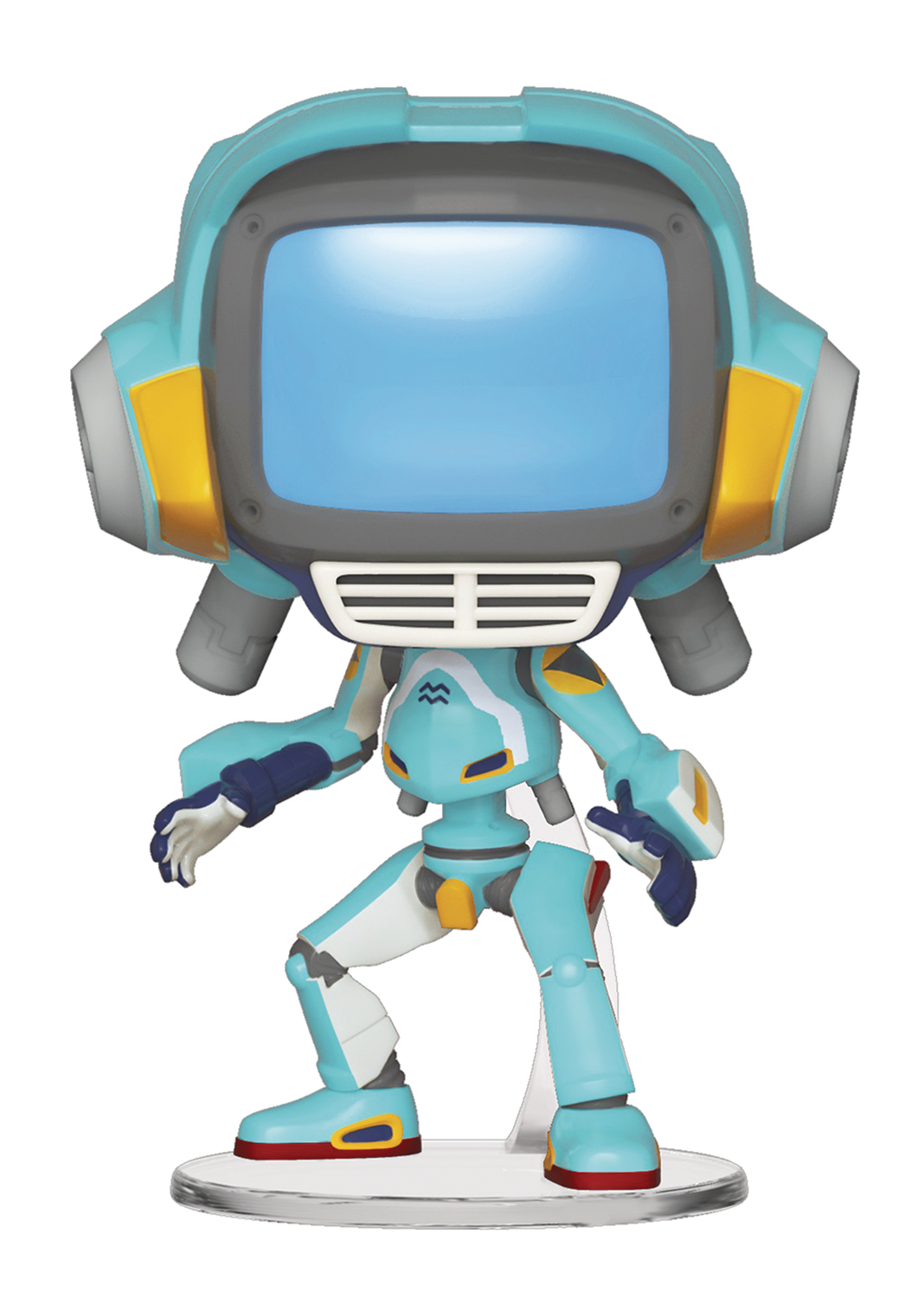 POP ANIMATION FLCL CANTI VINYL FIGURE