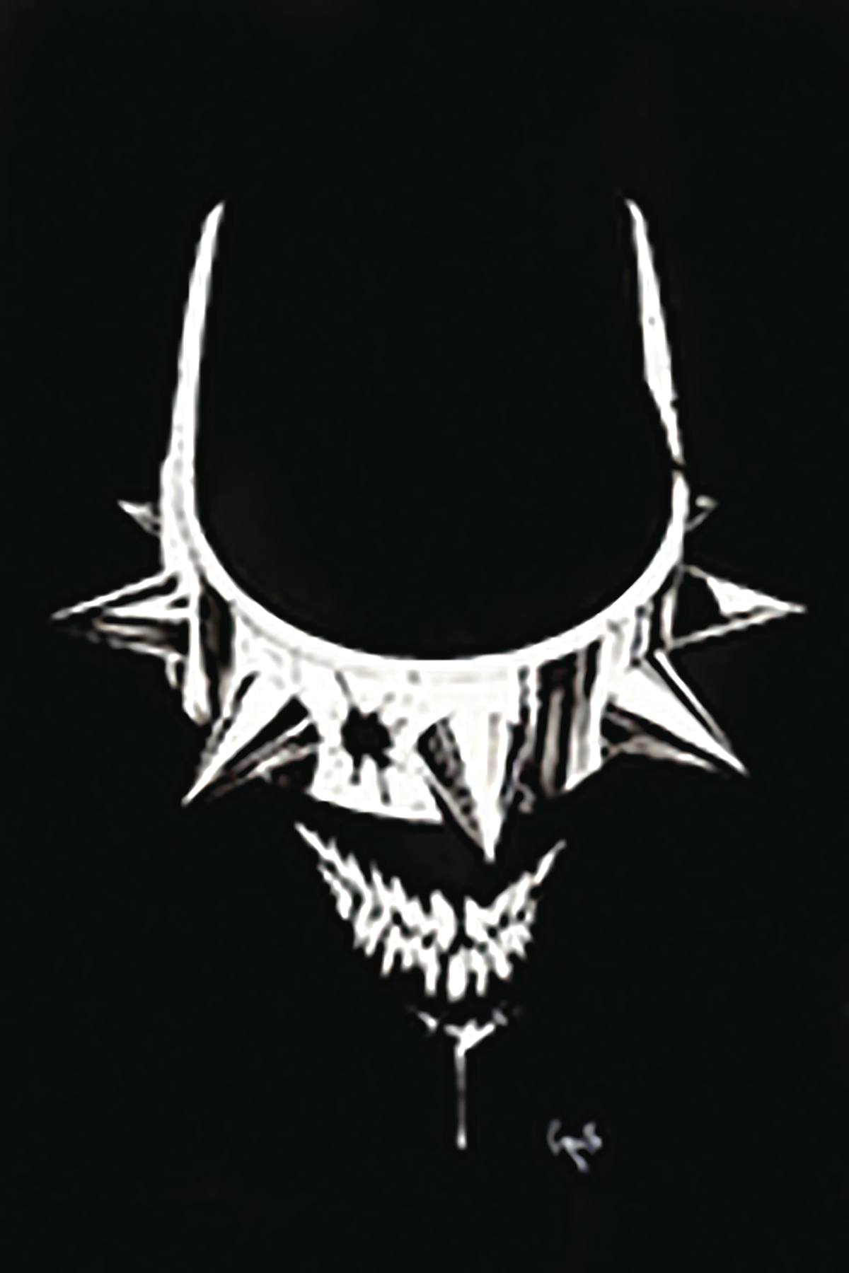 DF BATMAN WHO LAUGHS #1 SGN SNYDER GOLD SIG