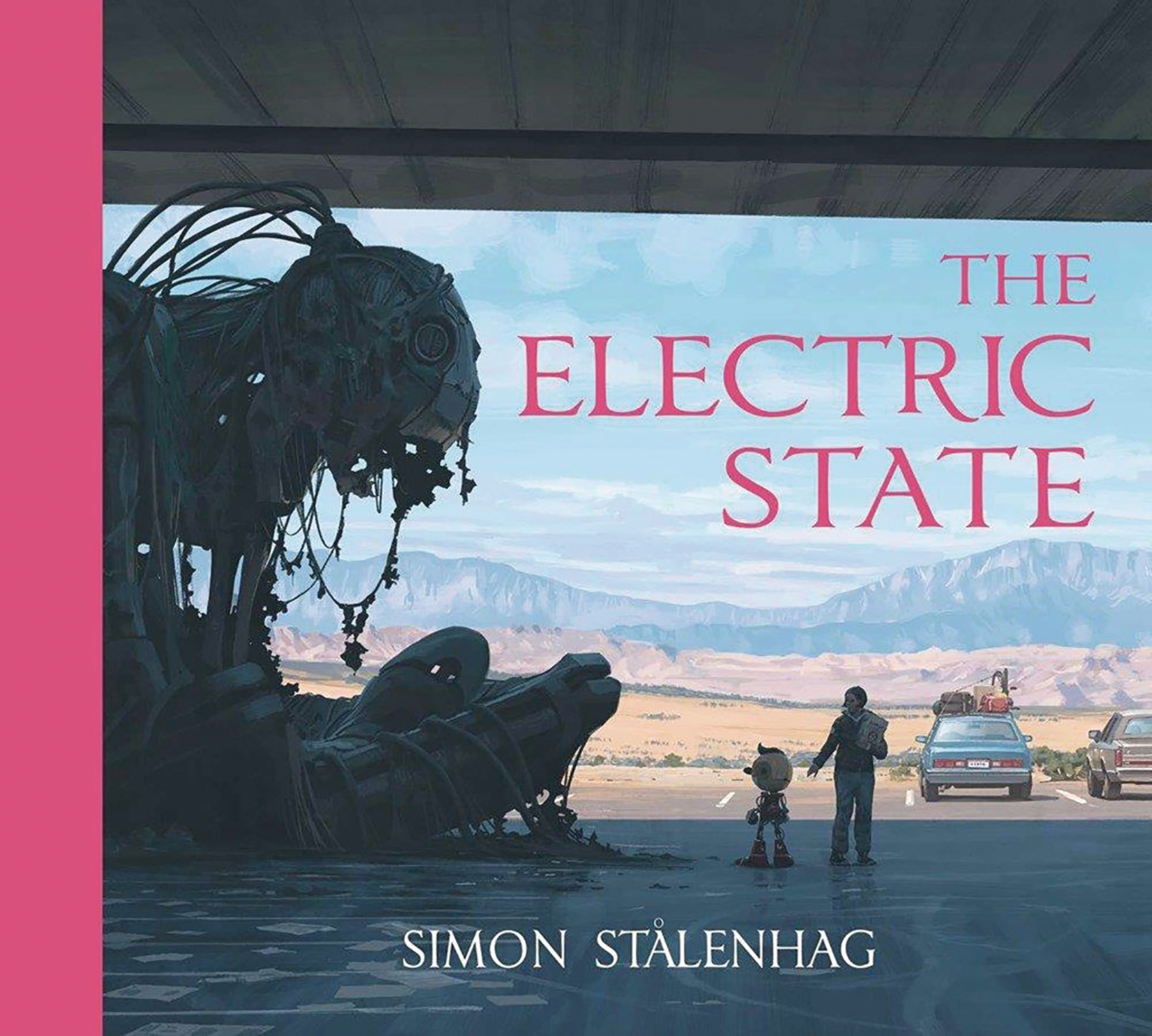 ELECTRIC STATE HC by Simon Stalenhag