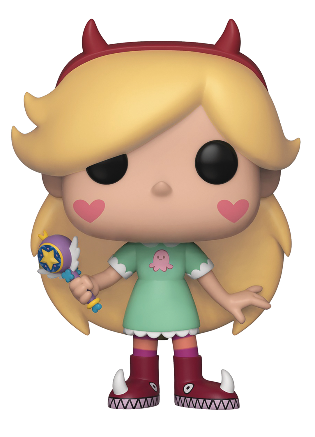 POP DISNEY STAR VS FORCES OF EVIL STAR BUTTERFLY VIN FIG