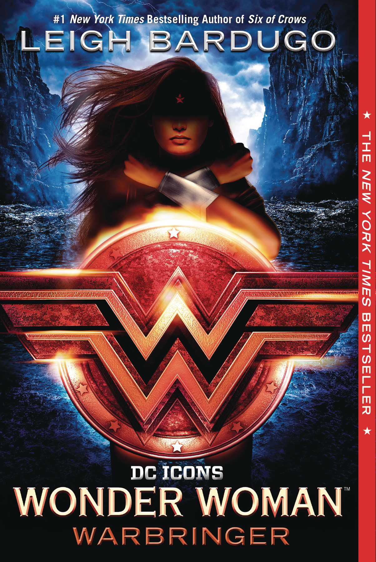 WONDER WOMAN WARBRINGER (Leigh Bardugo) SC NOVEL