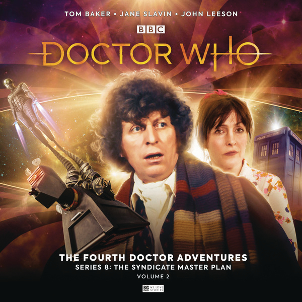 DOCTOR WHO 4TH DOCTOR ADV SERIES 8 AUDIO CD VOL 02