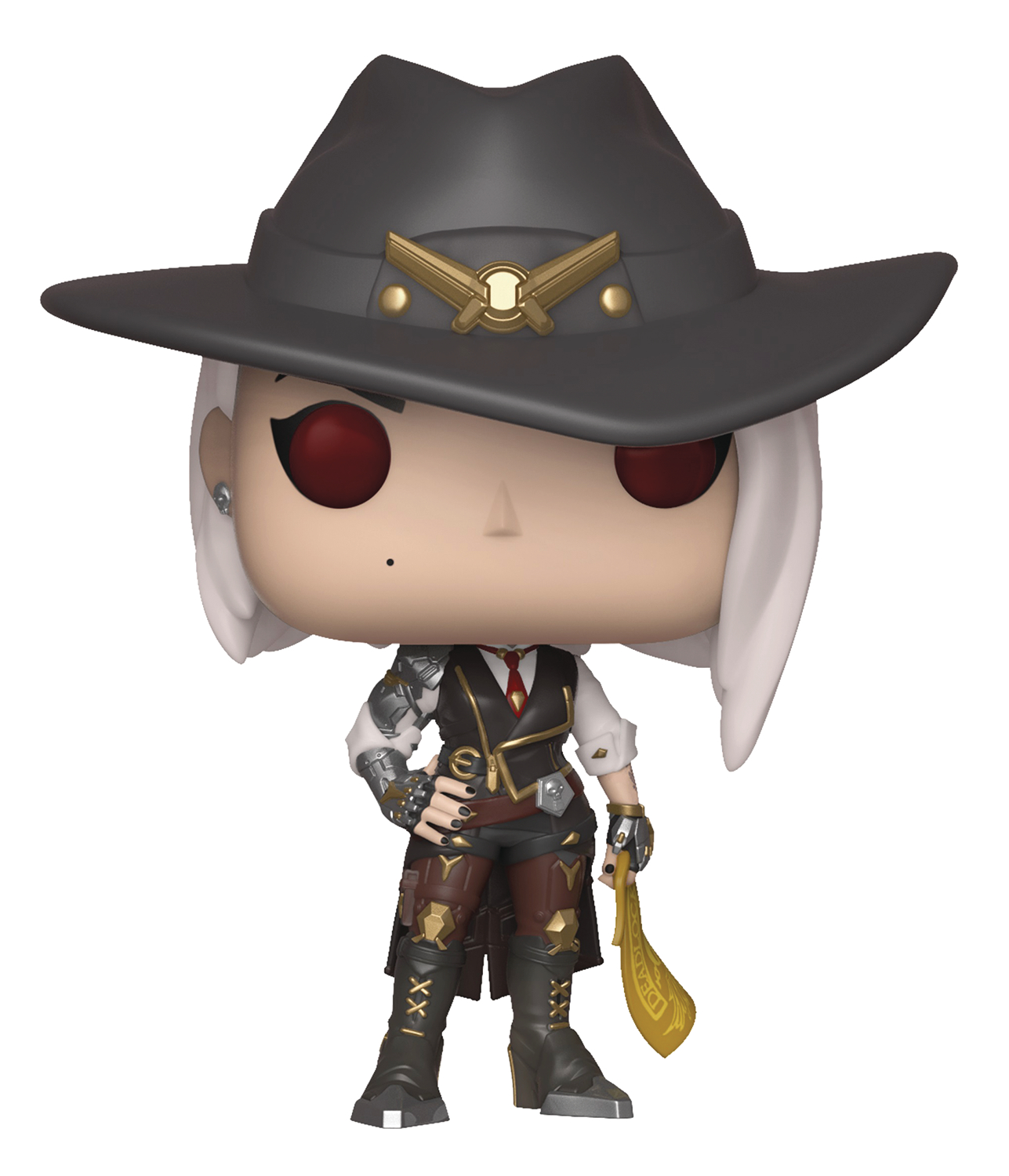 POP GAMES OVERWATCH S4 ASHE VINYL FIG