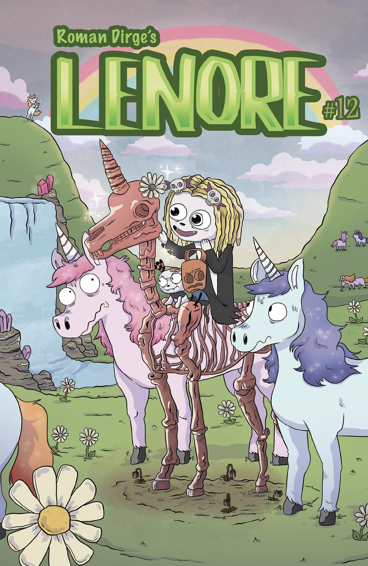 LENORE VOLUME III #1 CVR A GRALEY (RES)